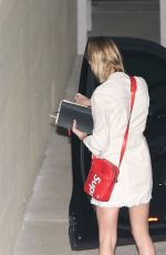 HAILEY BALDWIN Night Out in Los Angeles 03/28/2018