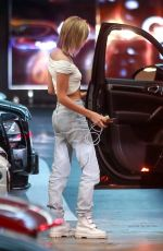 HAILEY BALDWIN Out and About in Beverly Hills 03/12/2018