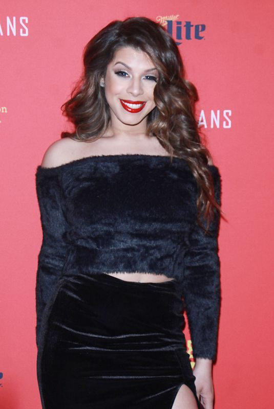 HAILIE SAHAR at The American's Premiere in New York 03/16/2018