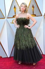 HALEY BENNETT at 90th Annual Academy Awards in Hollywood 03/04/2018