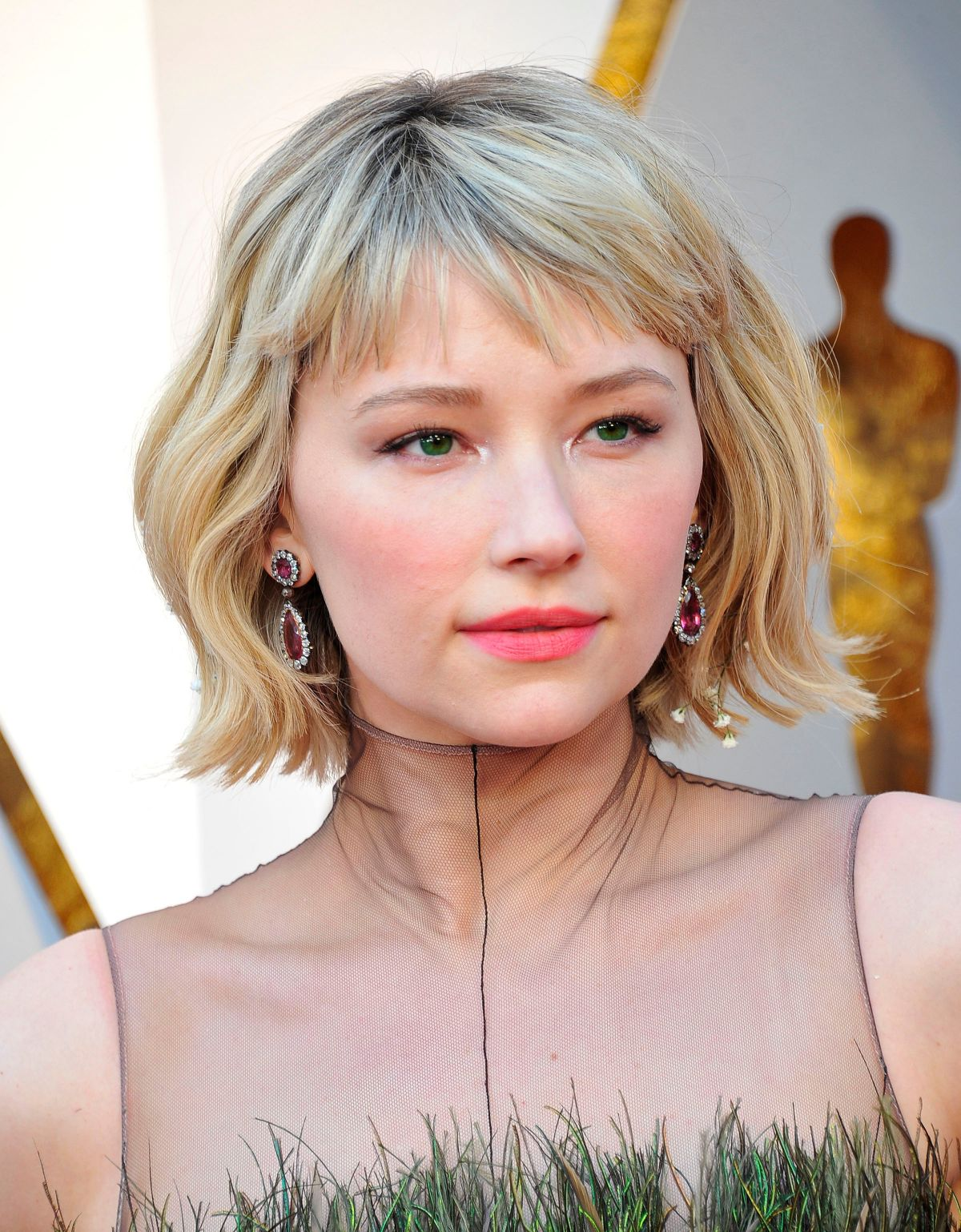 Haley Bennett nude photos 2019