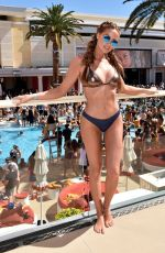 HALEY KALIL at Sports Illustrated Swimsuit Model Search Winners Announcement in Las Vegas 03/24/2018