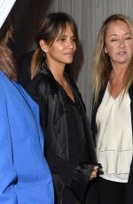 HALLE BERRY at WME Talent Agency Party in Los Angeles 03/02/2018
