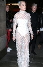 HALSEY Night Out in New York 03/19/2018