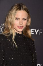 HALSTON SAGE at Orville Show Presentation at Paleyfest in Los Angeles 03/17/2018