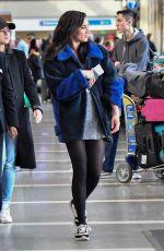 HANNAH JOHN-KAMEN at Los Angeles International Airport 03/17/2018