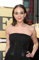 HANNAH JOHN-KAMEN at Ready Player One Premiere in Los Angeles 03/26/2018