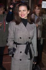 HAYLEY ATWELL at Good Girl After Party in London 03/06/2018