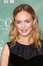 HEATHER GRAHAM at Women in Film Pre-oscar Cocktail Party in Los Angeles 03/02/2018