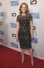 HELEN HUNT at The Miracle Season Special Screening in Beverly HIlls 03/27/2018