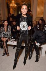 HELENA BORDON at Balmain Fashion Show at Paris Fashion Week 03/02/2018