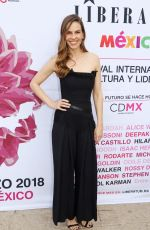 HILARY SWANK at Liberatum Mexico Festival 2018 in Mexico City 03/17/2018