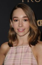 HOLLY TAYLOR at FX All-star Party in New York 03/15/2018