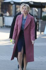 HOLLY WILLOGHBY at ITV Studios in London 03/26/2018