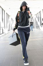 IGGY AZALEA at LAX International Airport in Los Angeles 03/19/2018