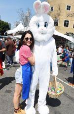INBAR LAVI at Los Angeles Mission Easter Celebration 03/30/2018
