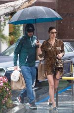 IRINA SHAYK and Bradley Cooper Shopping Grocery in Los Angeles 03/21/2018