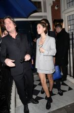 IRIS LAW at Mark's Club in London 03/22/2018