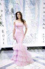 ISABELL KRISTENSEN at Rose Ball 2018 at Monte-carlo Sporting Club in Monaco 03/254/2018