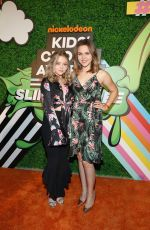 ISABELLA ACRES at Nickelodeon Kids' Choice Awards Slime Soiree in Venice 03/23/2018