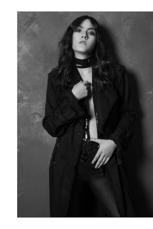 ISABELLE FUHRMAN for Imagista, March 2018