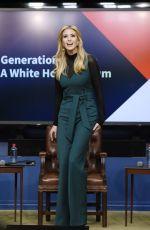 IVANKA TRUMP at Deneration Next: A White House Forum in Washington 03/22/2018