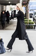 IVANKA TRUMP Out and About in New York 03/16/2018