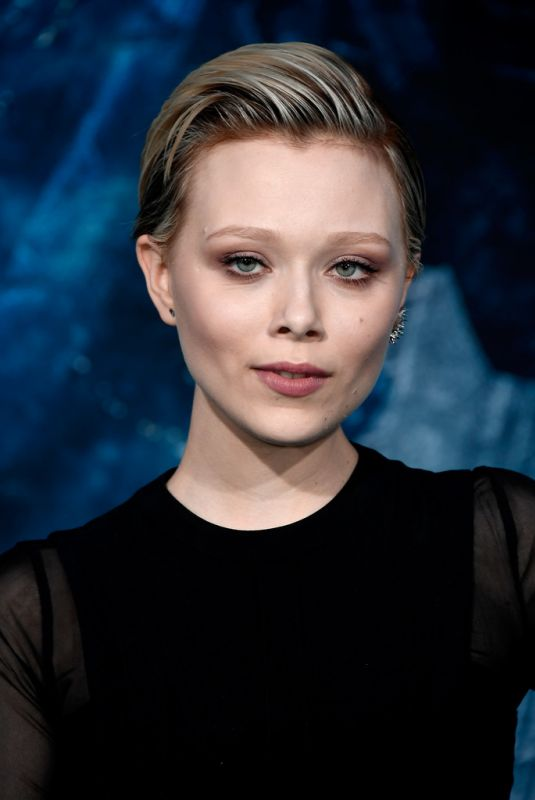 IVANNA SAKHNO at Pacific Rim Uprising Premiere in Hollywood 03/21/2018