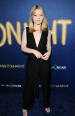 JADE PETTYJOHN at Midnight Sun Premiere in Hollywood 03/15/2018