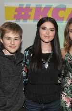 JADE PETTYJOHN at Nickelodeon Kids' Choice Awards Slime Soiree in Venice 03/23/2018