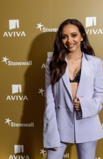 JADE THIRLWALL at Family Equality Council's Annual Impact Awards in Universal City 03/17/2018