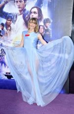 JAIME KING at Ready Player One Premiere in Los Angeles 03/26/2018