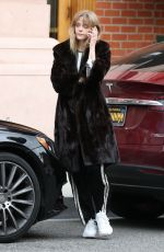 JAIME KING Out in Beverly HIlls 03/16/2018