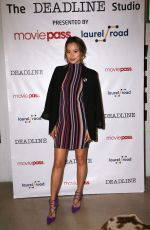 JAMIE CHUNG at Deadline Studio at SXSW Presented by Moviepass in Austin 03/09/2018