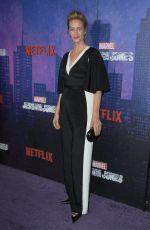 JANET MCTEER at Jessica Jones Season 2 Premiere in New York 03/07/2018