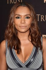 JANET MOCK at FX All-star Party in New York 03/15/2018
