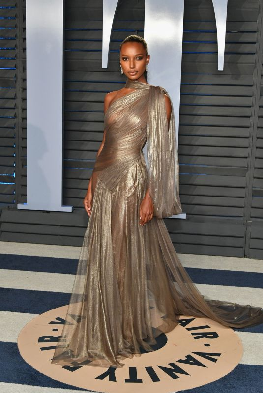 JASMINE TOOKES at 2018 Vanity Fair Oscar Party in Beverly Hills 03/04/2018