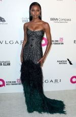 JASMINE TOOKES at Elton John Aids Foundation Academy Awards Viewing Party in Los Angeles 03/04/2018