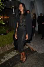 JASMINE TOOKES at WME Talent Agency Party in Los Angeles 03/02/2018