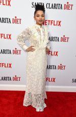 JAYLEN BARRON at Santa Clarita Diet Season 2 Premiere in Los Angeles 03/22/2018