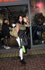 JEMMA LUCY Night Out in London 03/29/2018