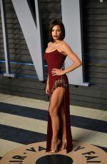 JENNA DEWAN at 2018 Vanity Fair Oscar Party in Beverly Hills 03/04/2018