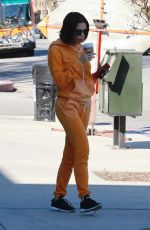 JENNA DEWAN Out for a Coffee in Studio City 03/06/2018
