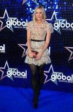 JENNI FALCONER at Global Awards 2018 in London 03/01/2018