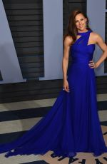 JENNIFER GARNER at 2018 Vanity Fair Oscar Party in Beverly Hills 03/04/2018