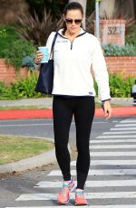 JENNIFER GARNER Out and About in Los Angeles 03/08/2018