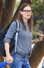 JENNIFER GARNER Out in Los Angeles 03/23/2018