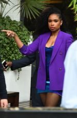 JENNIFER HUDSON at ITV Studios in London 03/08/2018