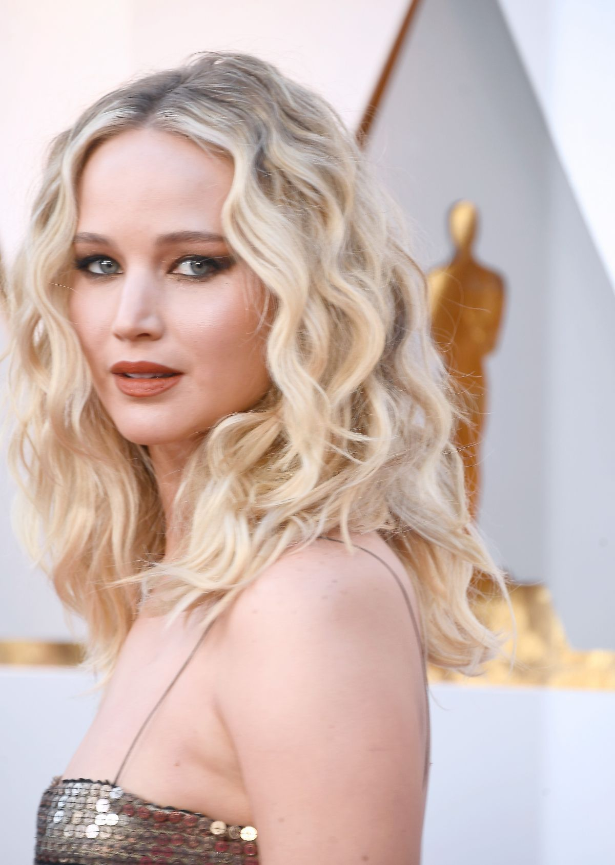 Jennifer Lawrence Oscar Los Angeles