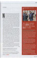 JENNIFER LAWRENCE in Cnema Magazine, Germany March 2018
